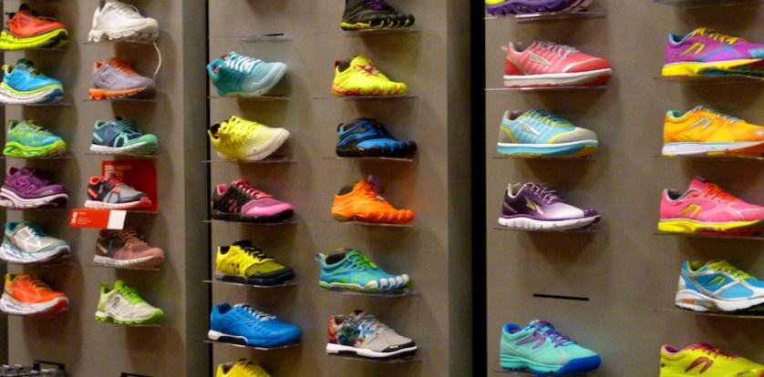 tienda de running