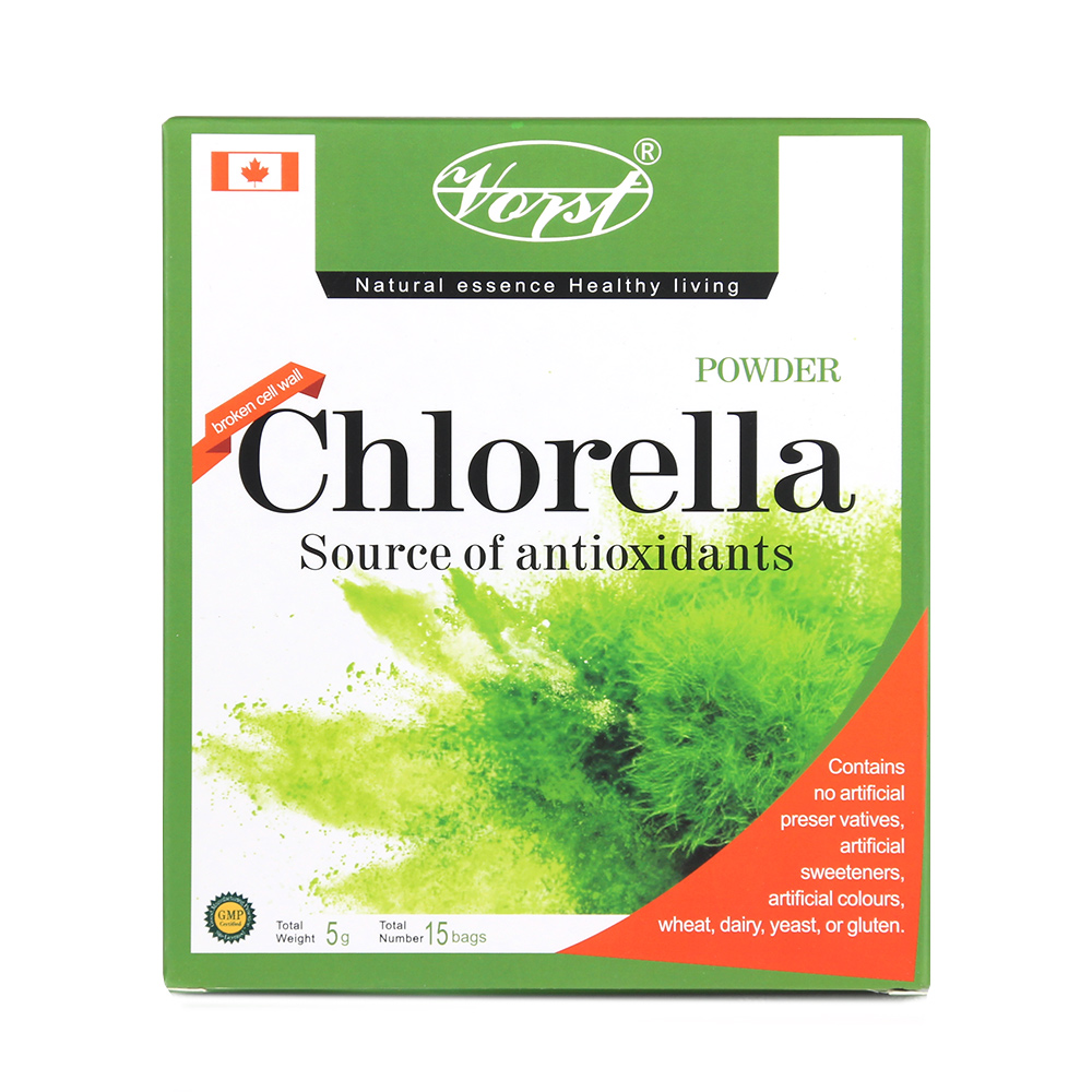 Vorst Chlorella Powder