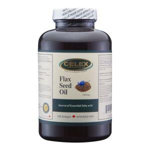 Celex  Flax Seed Oil