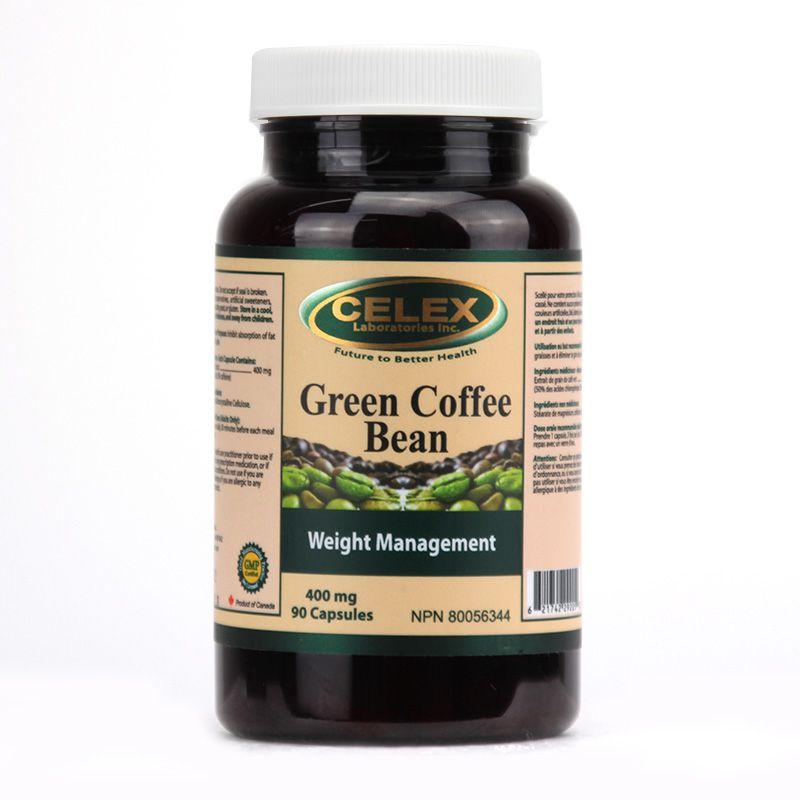 Celex Green Coffee Bean