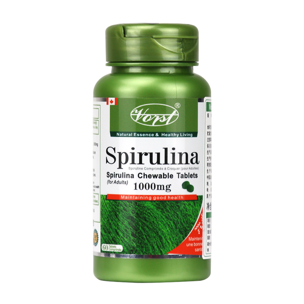 Vorst Spirulina Chewable Tablet