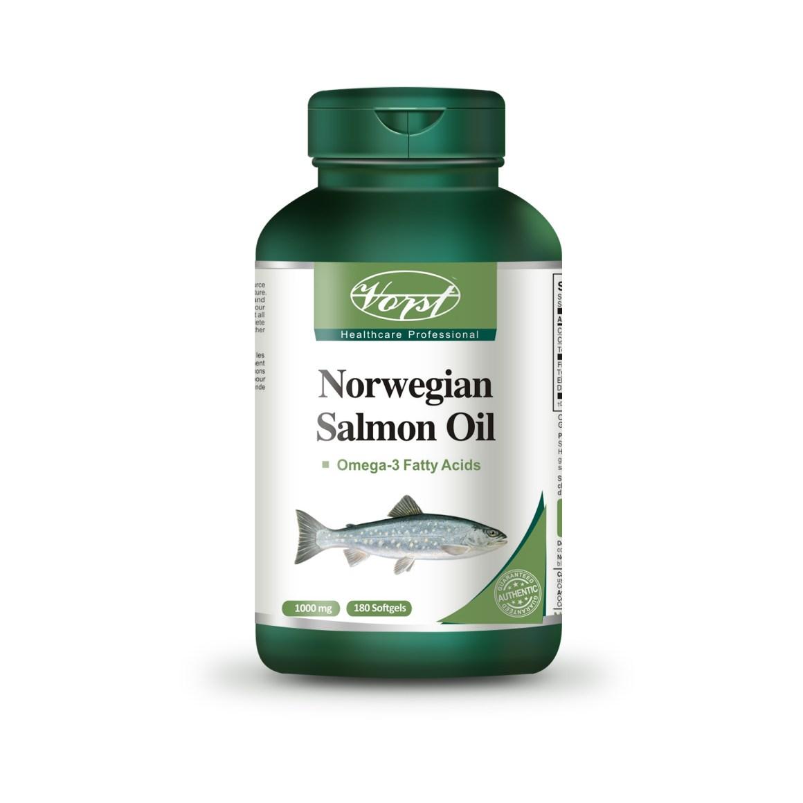 Norwegian Salmon Oil