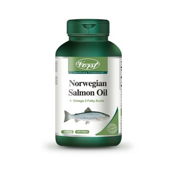 Norwegian Salmon Oil