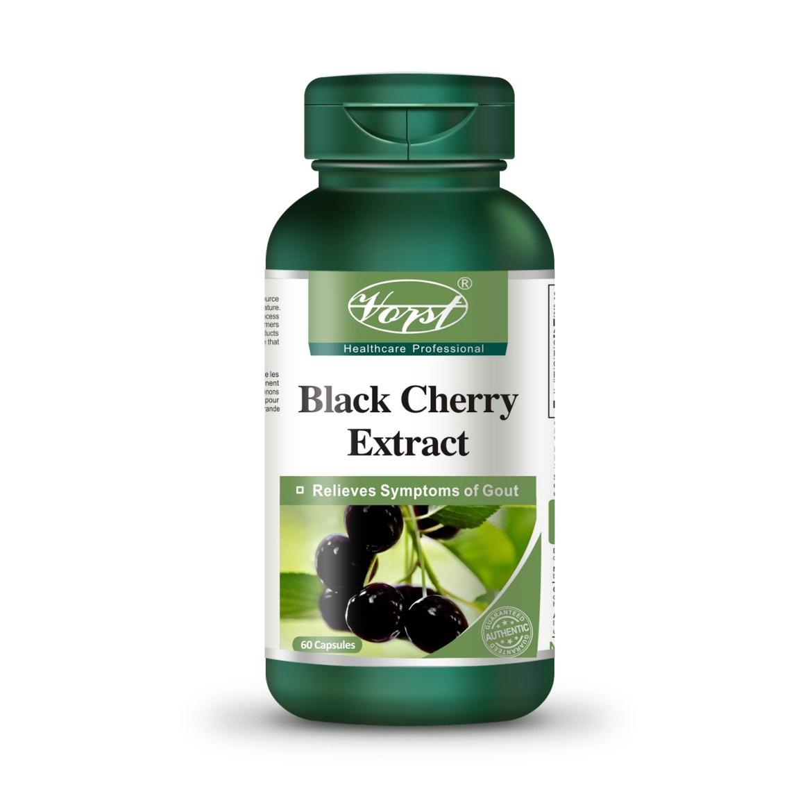Vorst Black Cherry 60 Capsule