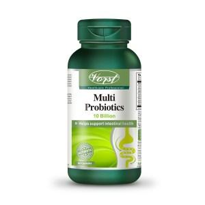 Multi Probiotics 10 Billion 60 Capsules