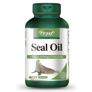 Seal Oil 1000 mg 180 Softgels