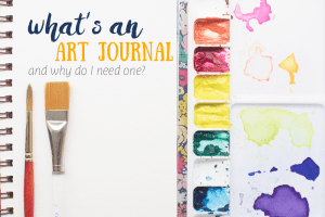 What's an Art Journal