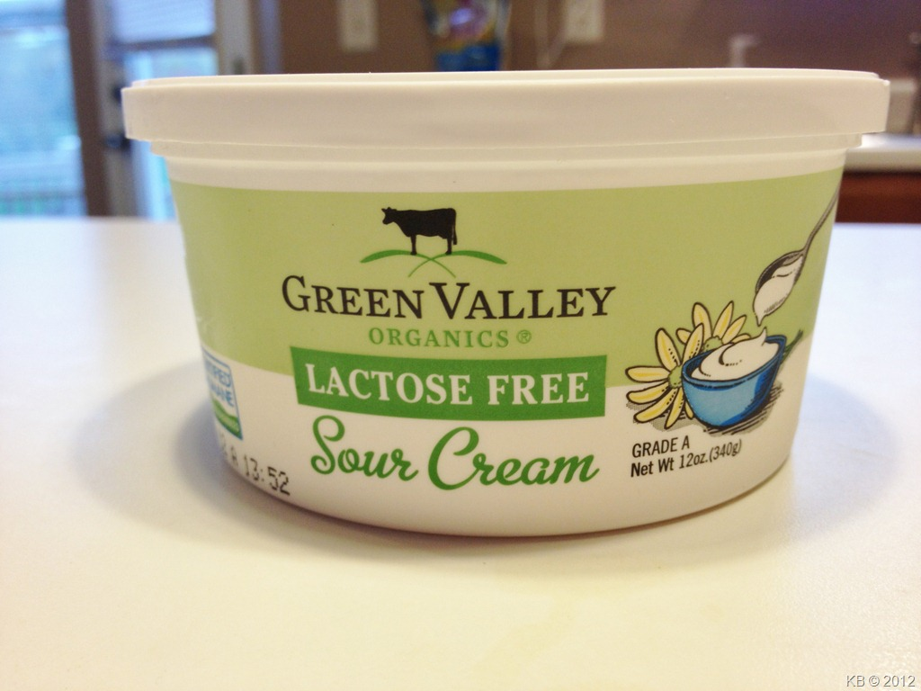 Review: Green Valley Organics Lactose Free Sour Cream ...