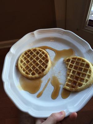 Review: Eggo Gluten-Free Waffles - Celiac Disease