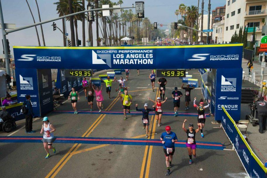 los angeless marathon
