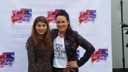 Celia Center Arts Festival Celebrity Cassidy Mack