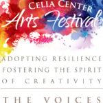 celia center arts festival logo
