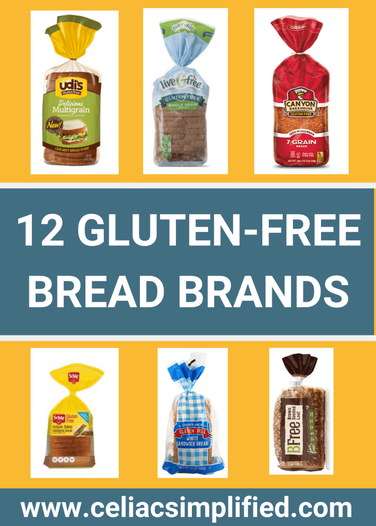 12 Gluten-Free Bread Brands