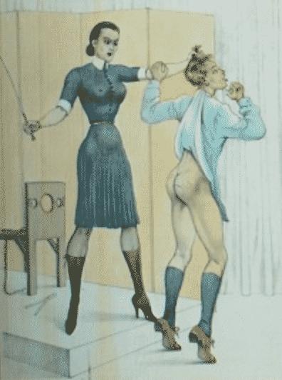 Read more about the article Vacances BDSM chez Tante Célia