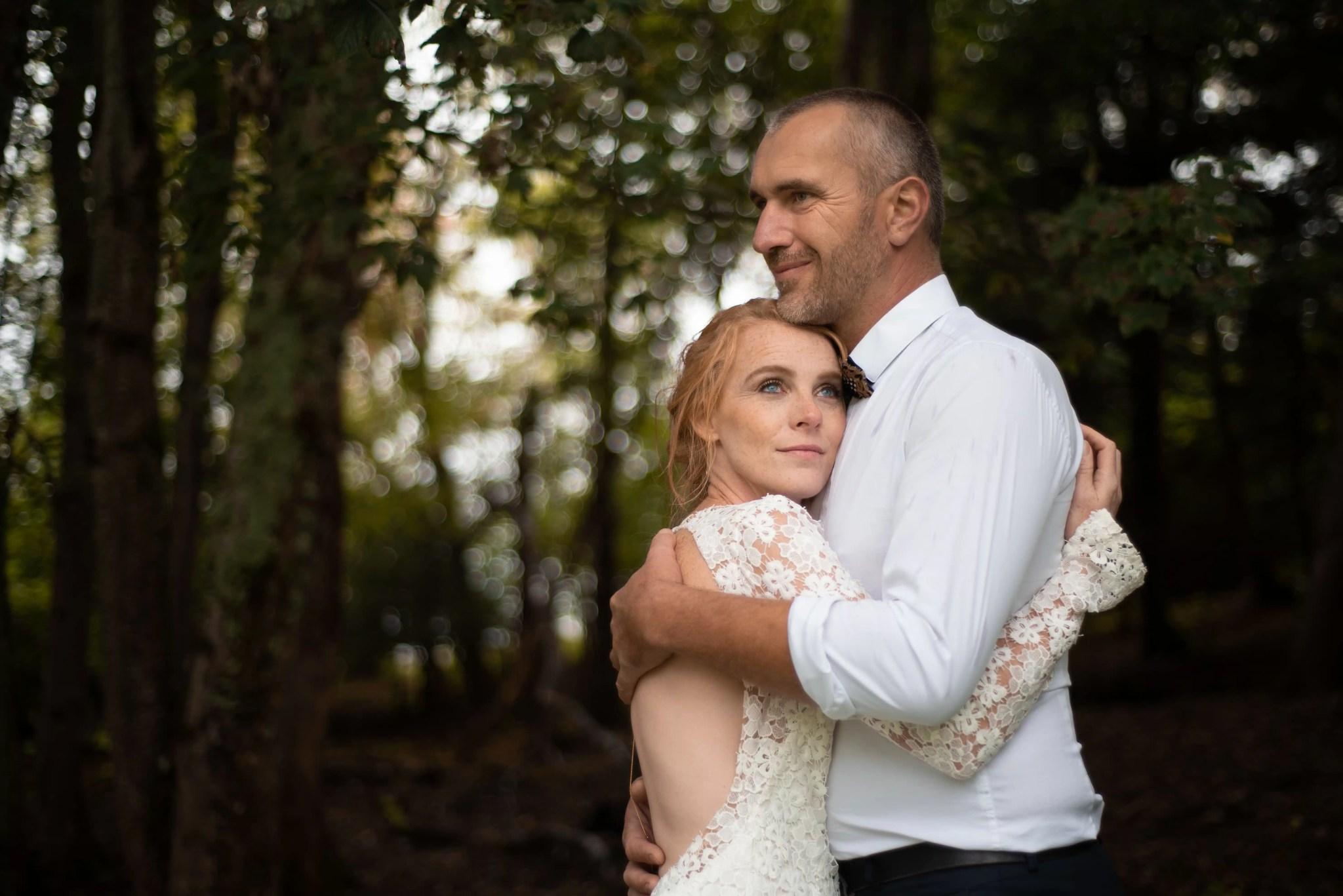 Photographe mariage nature Provence