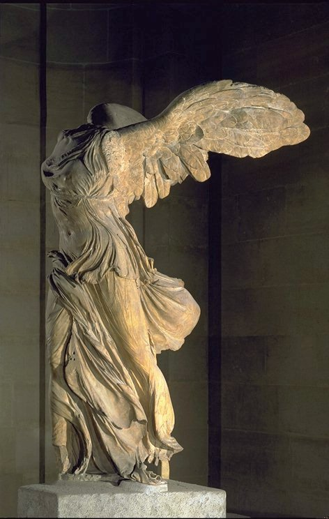 Statue of Nike (Winged Victory of Samothrace)