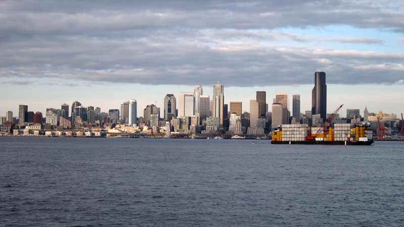 Seattle, clearly, © 2014 Celia Her City