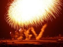 Fire bomb!
