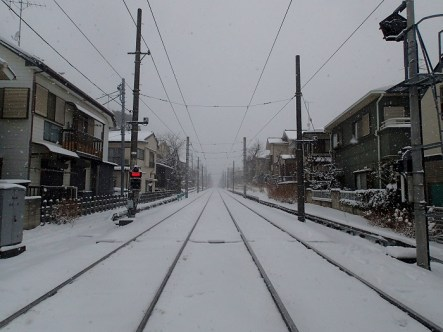 Setagaya Tram Line