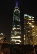 Freedom Tower, new World Trade Center