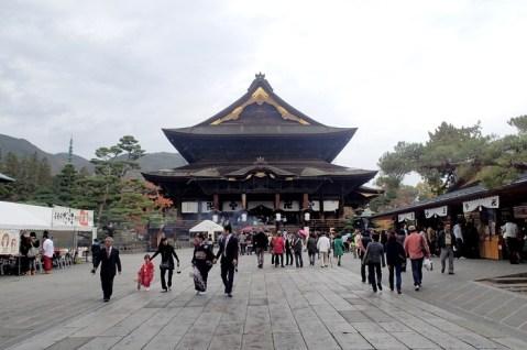 Zenkoji Shrine