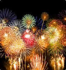Féria fireworks
