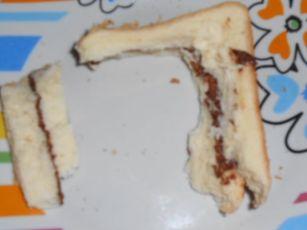 Brioche and Nutella crust