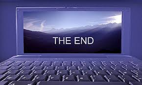 The End of the book