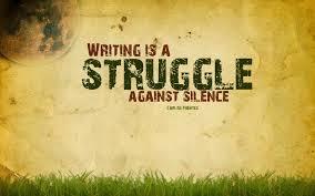 silence and struggle
