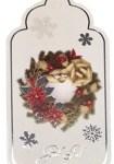 Julekrans julepakke dugnadsprodukt dugnadskort celias dugand