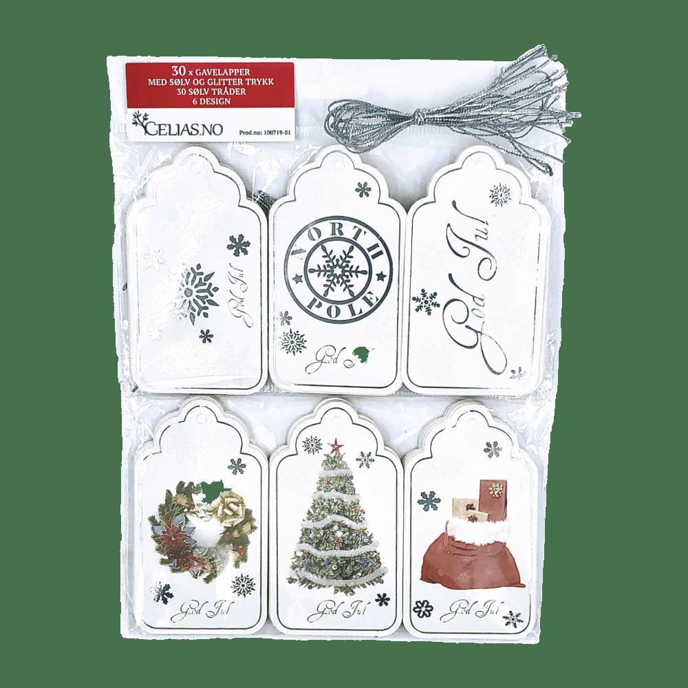 Gavelapper til juledugnad