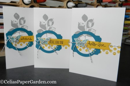 note card, card corsage, step by step, how to, layers, card idea, celiaspapergarden 6