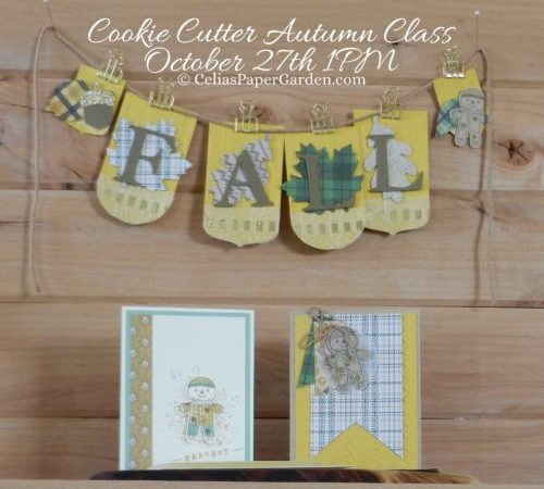 Cookie Cutter Autumn