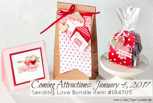Sending Love Bundle from Stampin' Up!
