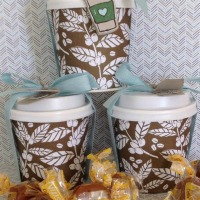 Coffee Cafe Mini Coffee Cups