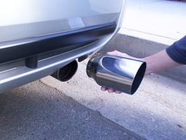 installations trd exhaust tip