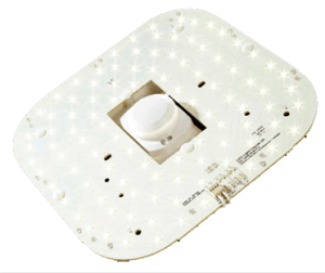 High Power Square LED board