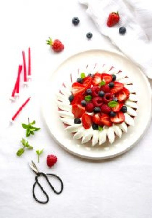Tarte fantastik fruits rouge