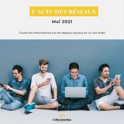 Actu des Réseaux de Mai 2021