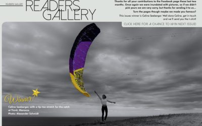 IK SURF MAGAZINE – Readers Gallery Winner