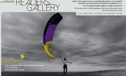 IK SURF MAGAZINE – Readers Gallery Winner