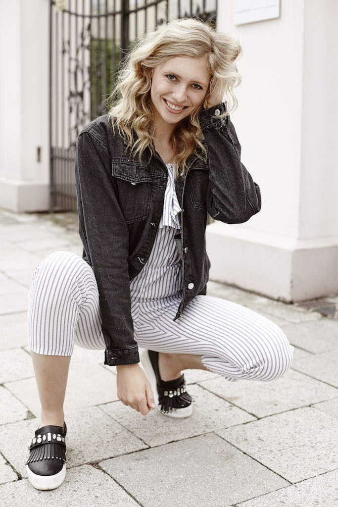 Celine See Model deutsches Model Sportmodel Fashionmodel Blogger Fashionblogger happy Mannequin