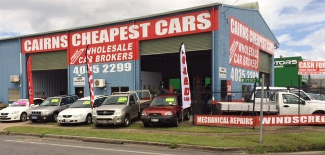 Second hand cars cairns