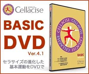 セラサイズ basic DVD 特別価格は1月末で終了
