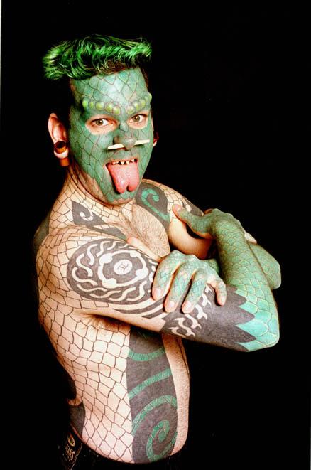 5/14: The Lizardman - The Cellar