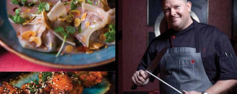 Vue Magazine: Chef Profile Jamie Knott