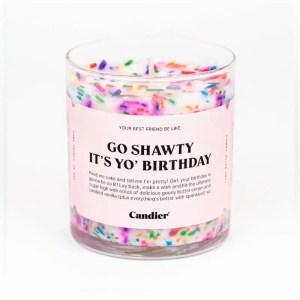 Ryan Porter Birthday Cake Candle