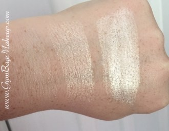 more indirect lighting because I like taking pictures of swatches