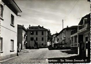 Piazza Martiri anni '50