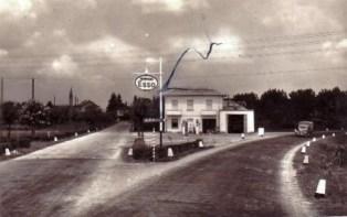 Bivio Strada Statale-Via Zanotti
